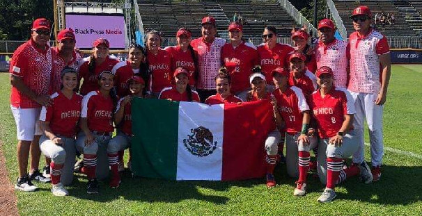 Mexico's softball team is set for training in the US prior to Tokyo 2020 ©Mexican Olympic Committee