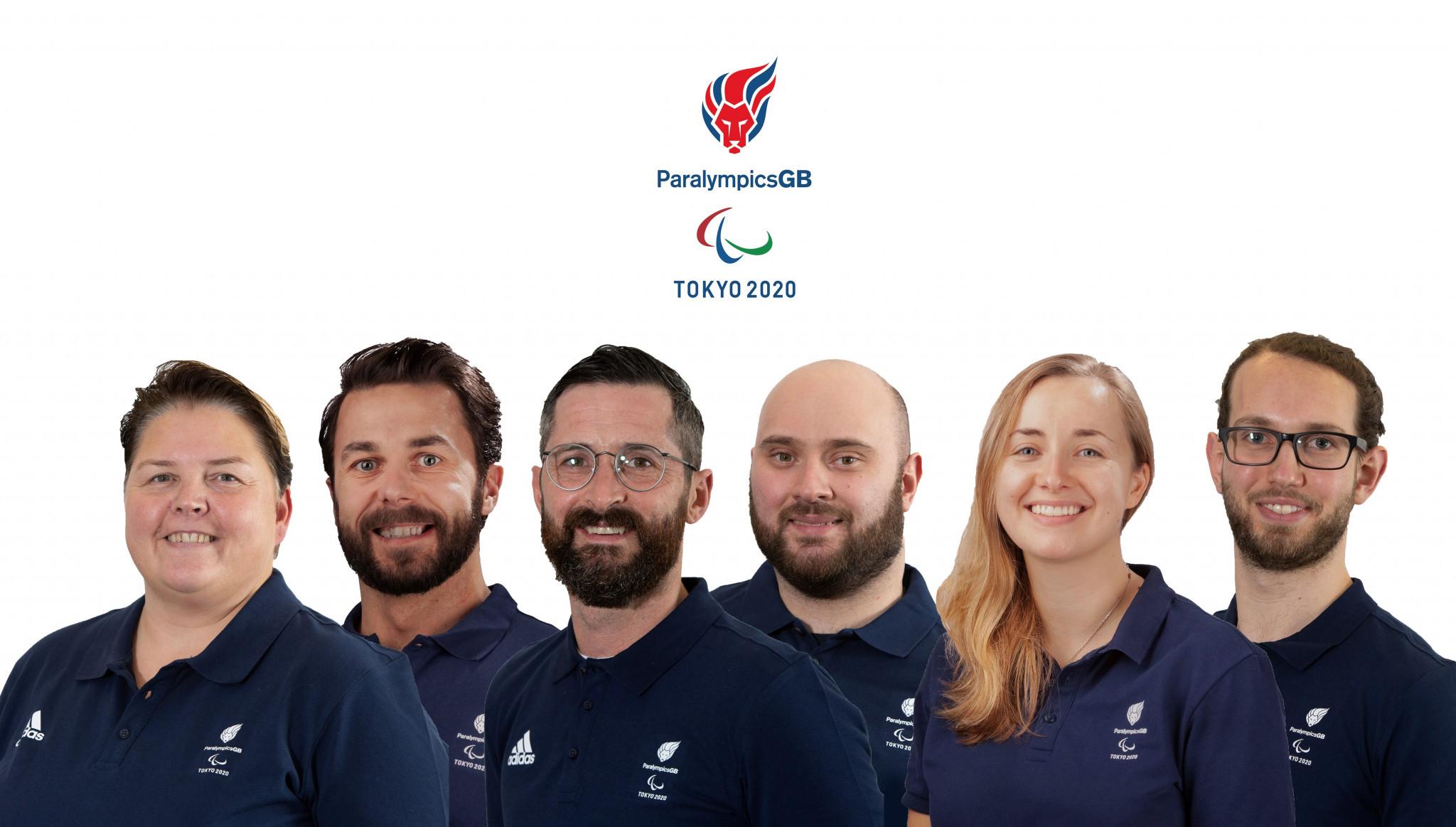 Six athletes have been selected to represent Britain in Para shooting at Tokyo 2020 ©ParalympicsGB