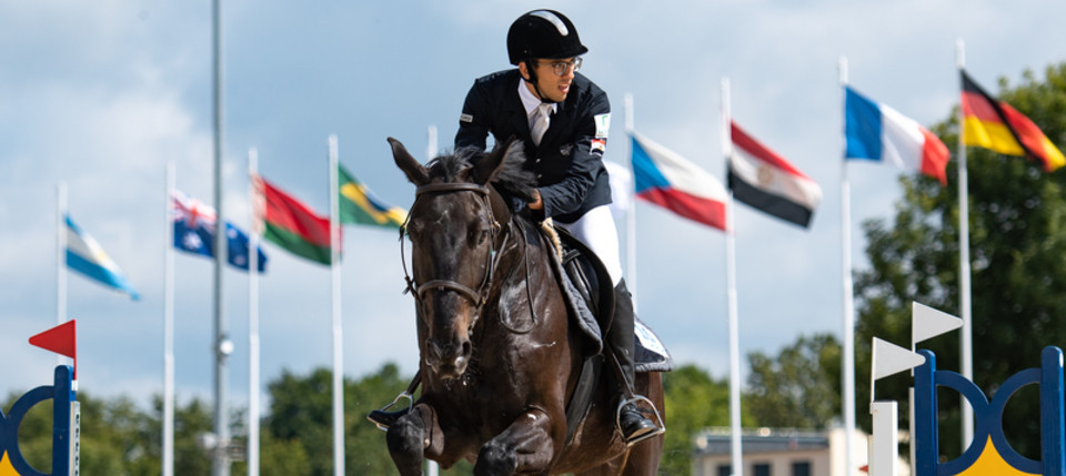 UIPM's World Junior and Youth Championships are set to be delayed until July ©UIPM