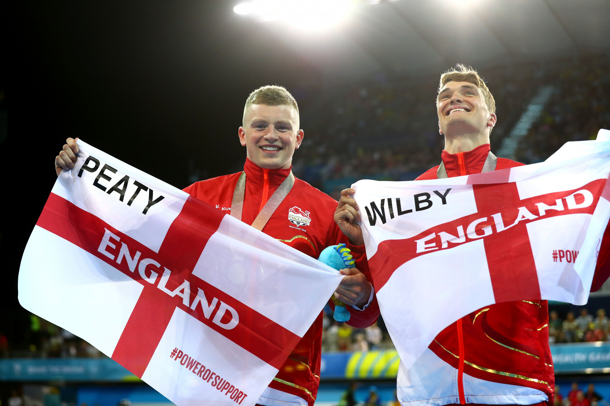 Swim England names larger-than-normal squad to prepare for Birmingham 2022