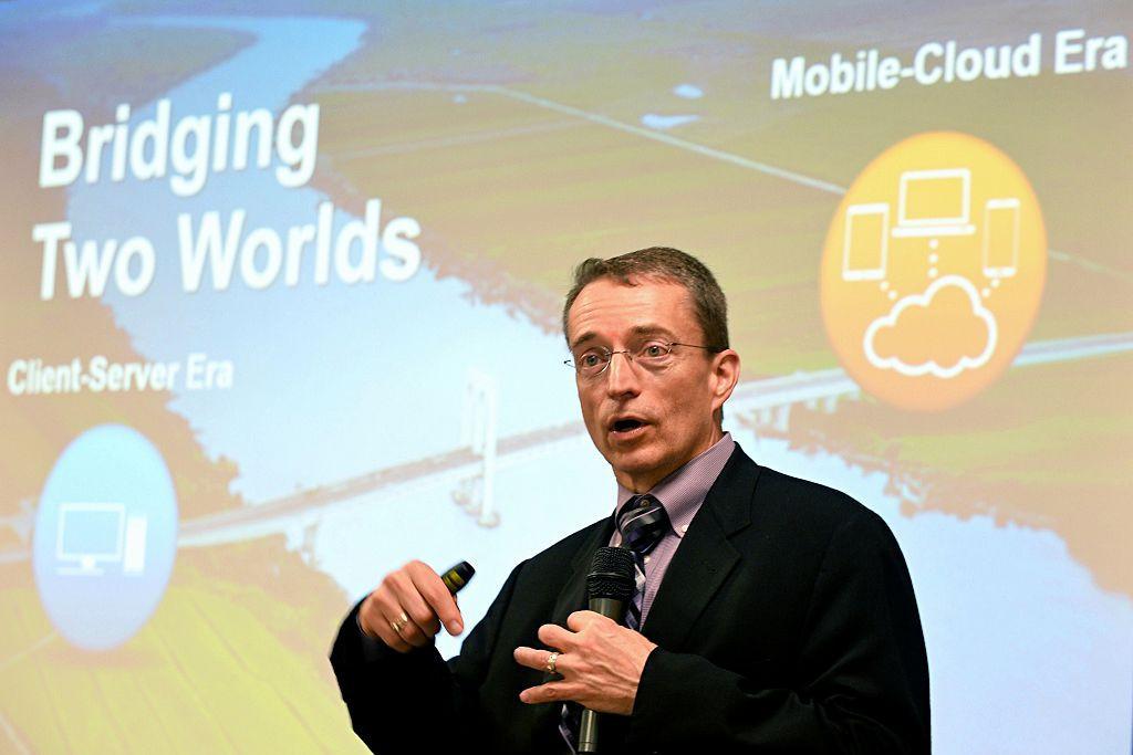 IOC sponsor Intel appoints new boss