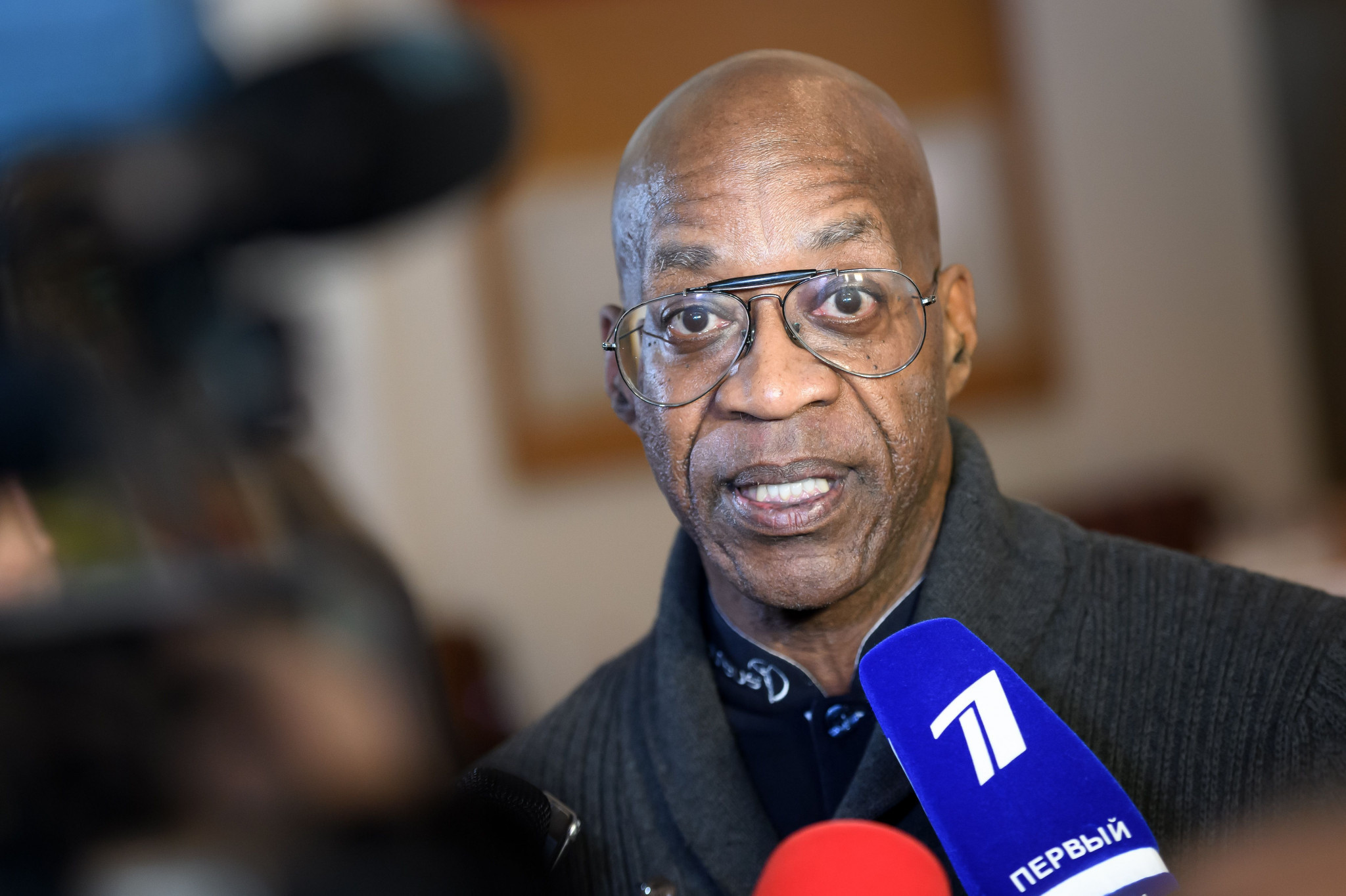 Edwin Moses is among the latest appointments to a Congressional Commission ©Getty Images