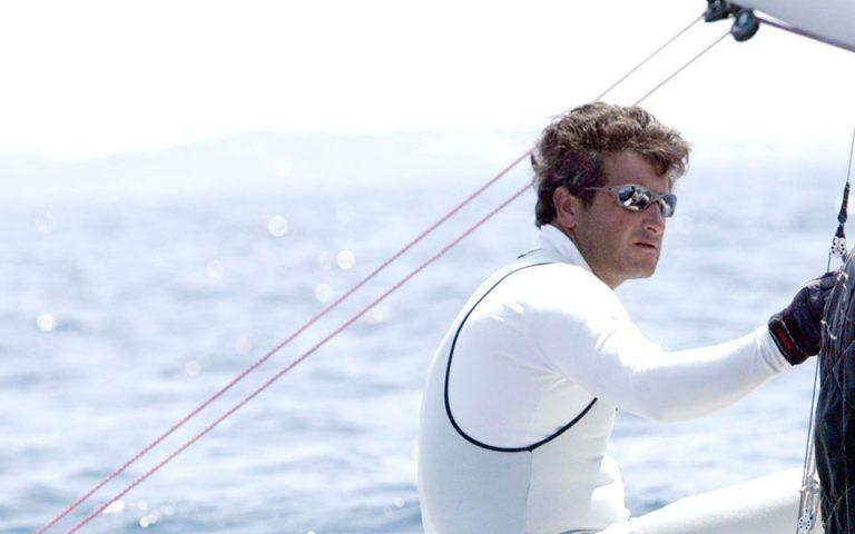 Greek Olympic sailor Leonidas Pelekanakis has died from coronavirus ©HOC