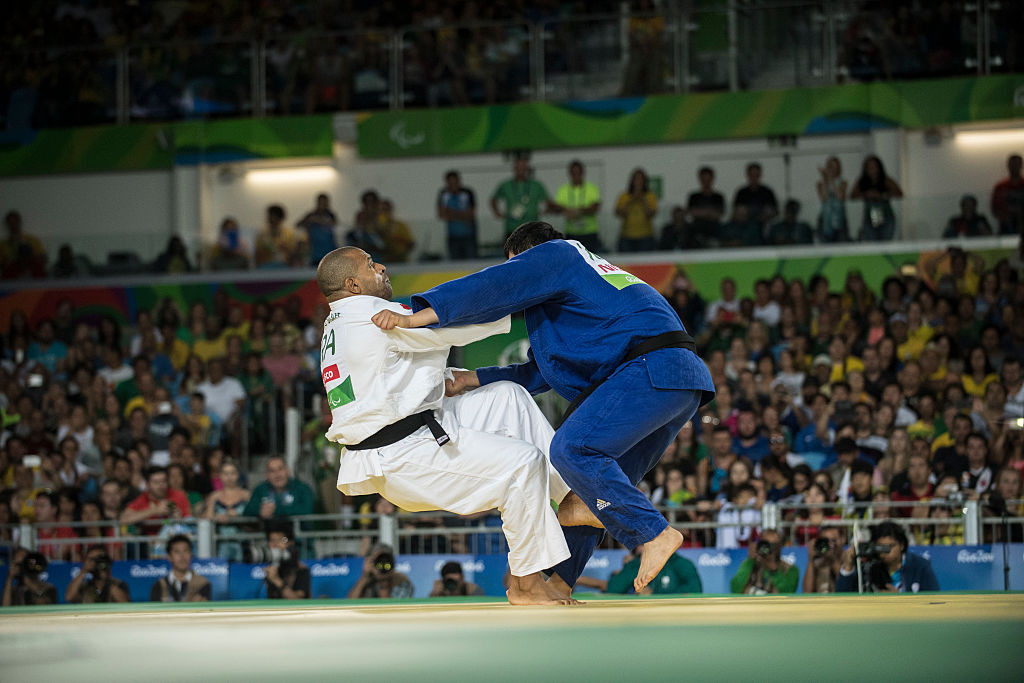 IBSA asks athletes for feedback on new judo classification system