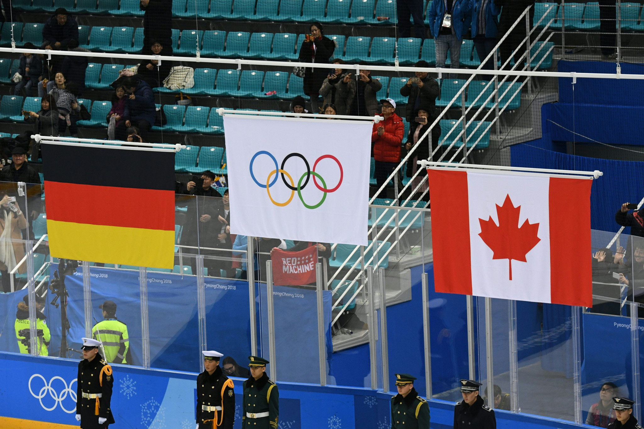 Russia will compete under a neutral flag at Tokyo 2020 and Beijing 2022 ©Getty Images