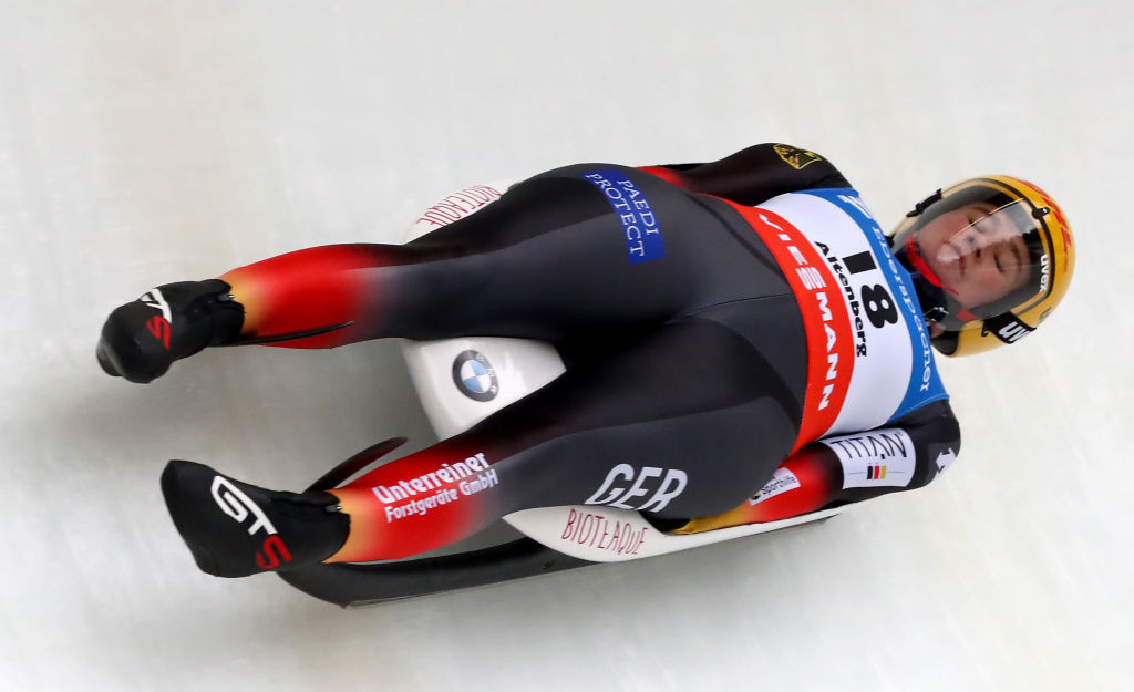 Luge World Cup returns to Oberhof as season heads into business end