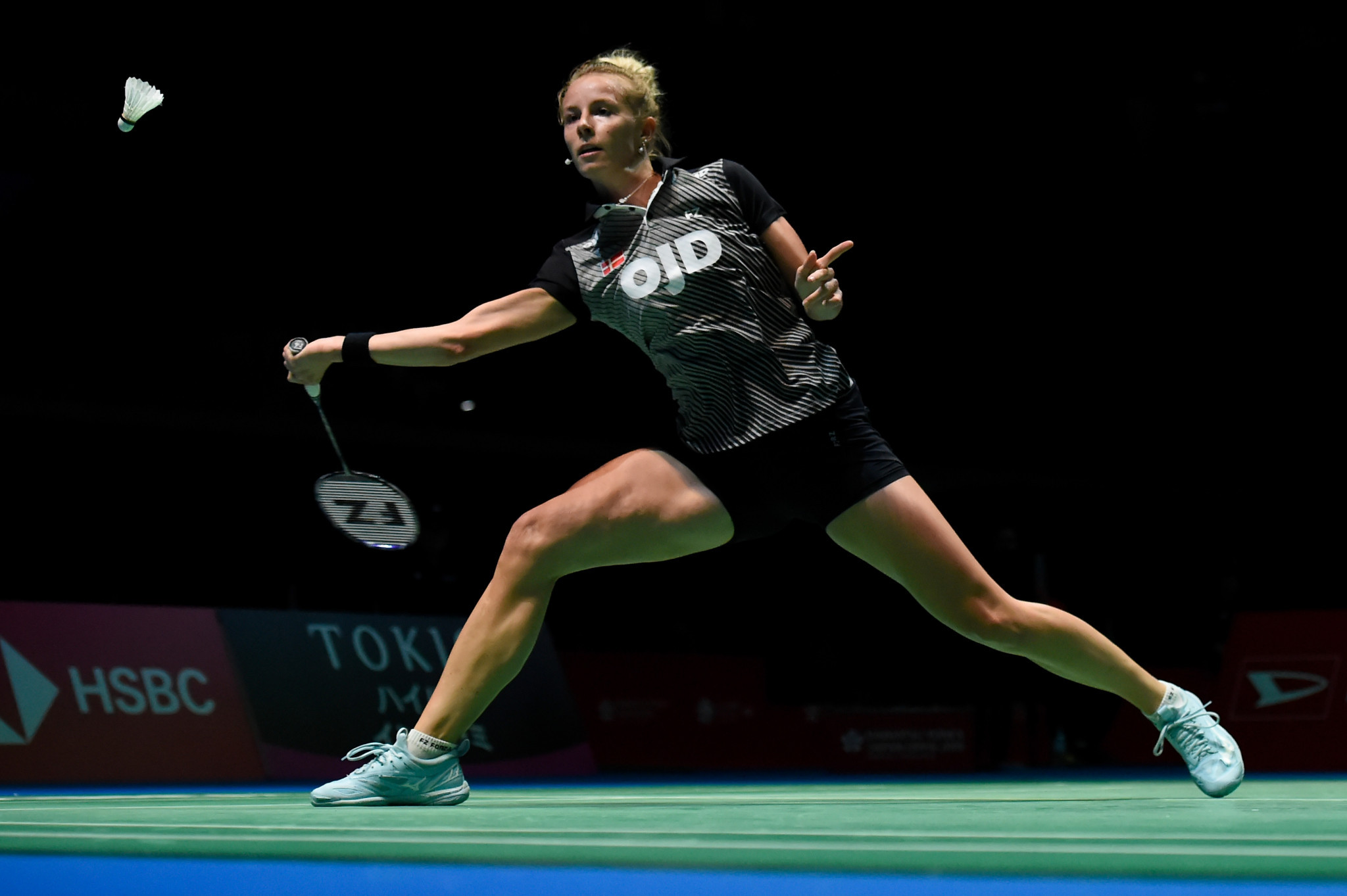 Blichfeldt sets up semi-final clash with top seed Tai at Yonex Thailand Open