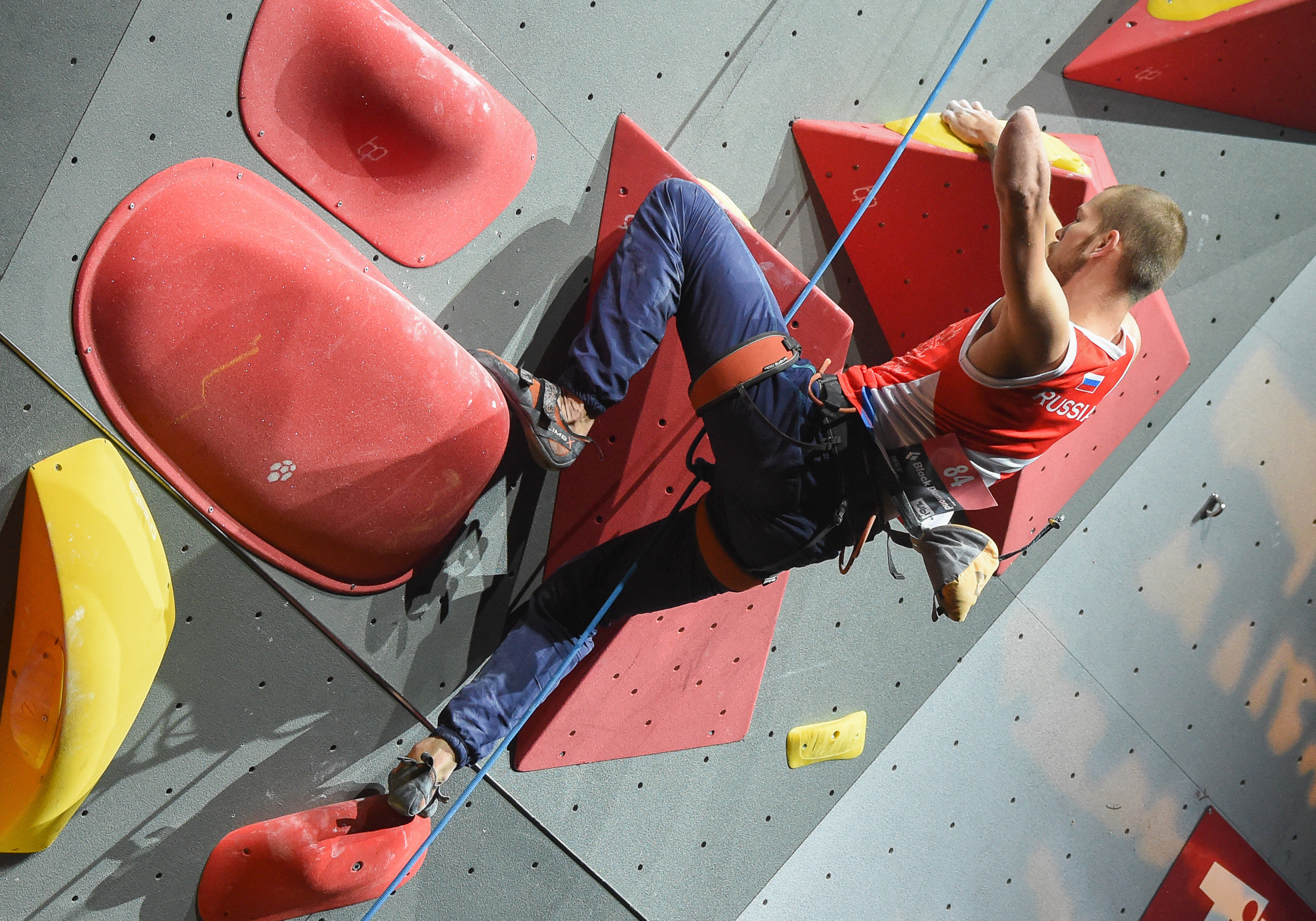 The IFSC is set to make changes to its Paraclimbing classification rules ©Getty Images