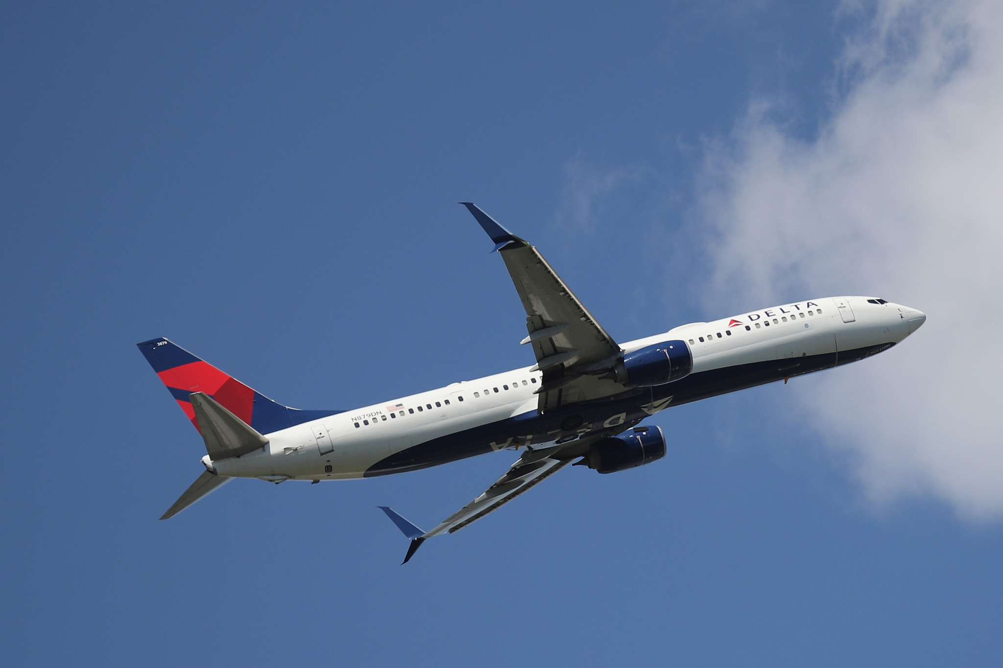 2020 has been the toughest year in Delta Airlines history, according to the organisation's chief executive Ed Bastian ©Getty Images