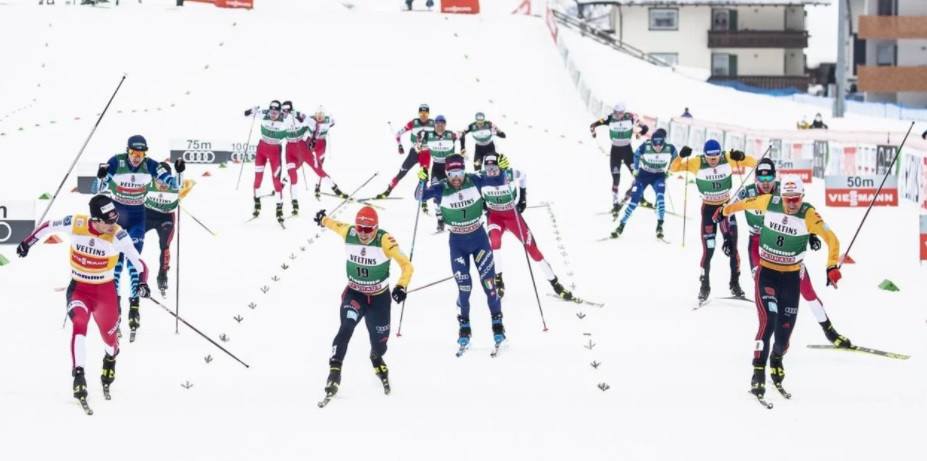 Riiber claims Val di Fiemme double with thrilling Nordic Combined World Cup win