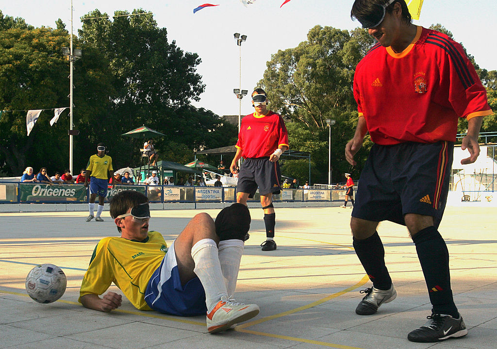 Spanish blind footballer Aguilar to retire after Tokyo 2020 Paralympics