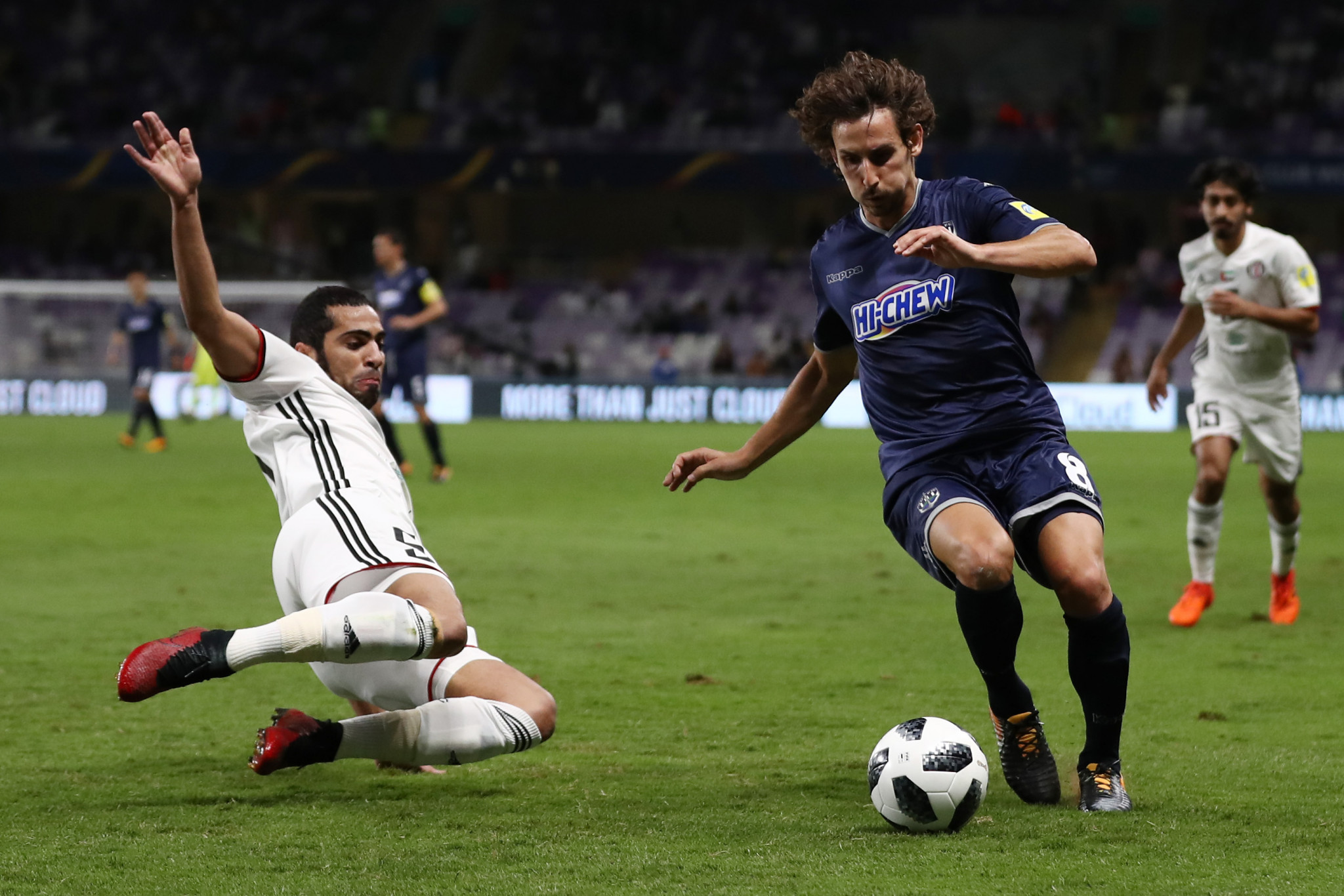 Auckland were due to face Al-Duhail SC in the opening round of the 2020 FIFA Club World Cup  but have now withdrawn ©Getty Images
