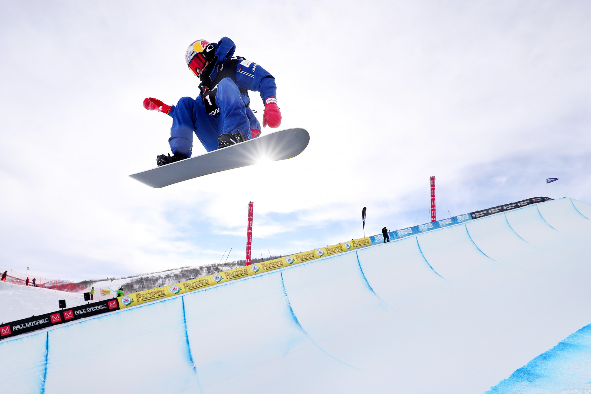 Laax to stage first Snowboard World Cup halfpipe and slopestyle events of season