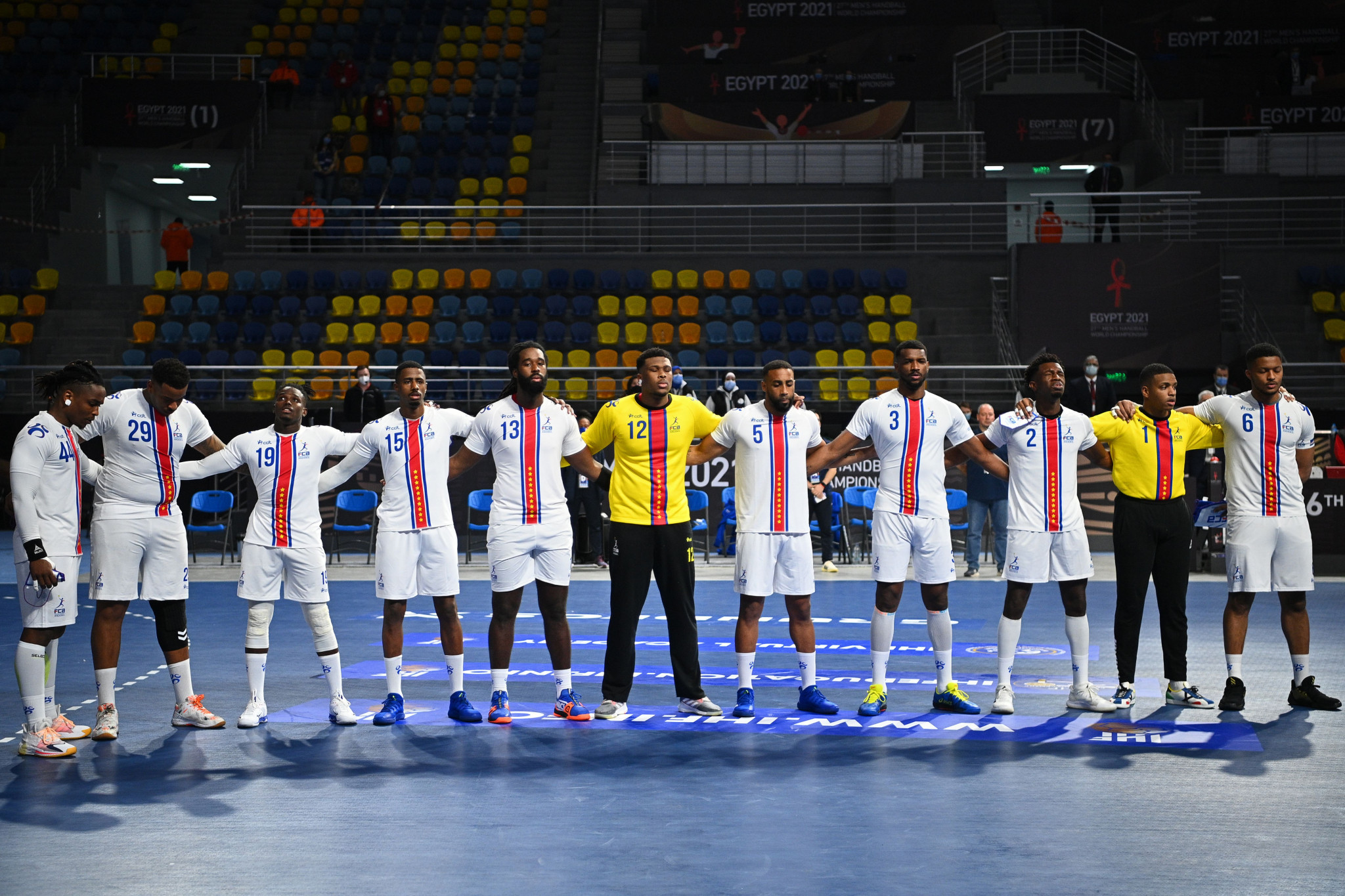 Cape Verde withdraw from World Men's Handball Championship as group stage action continues