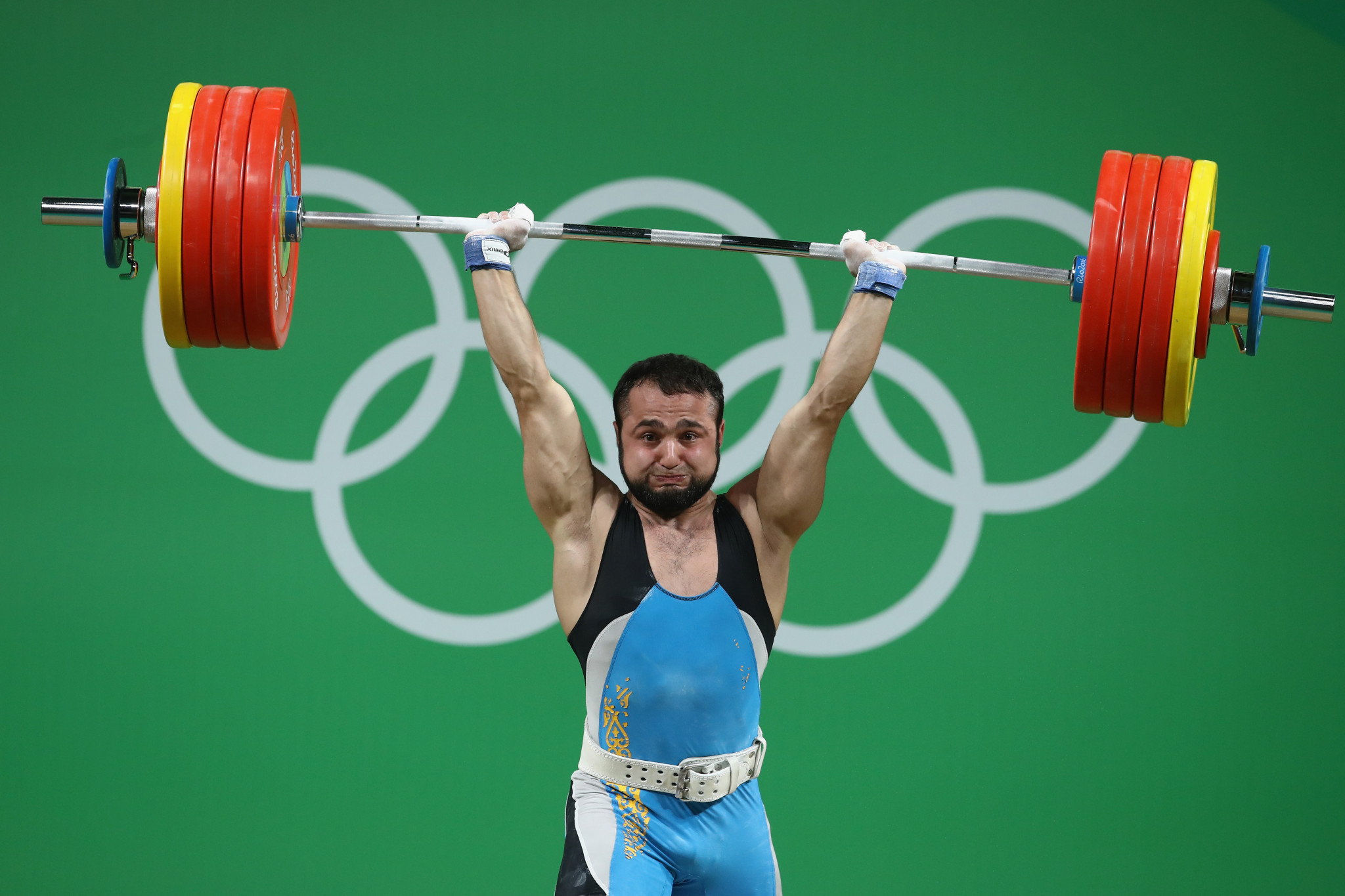 Kazakhstan weightlifter's Rio 2016 gold medal under threat after ITA presses urine-swapping charges