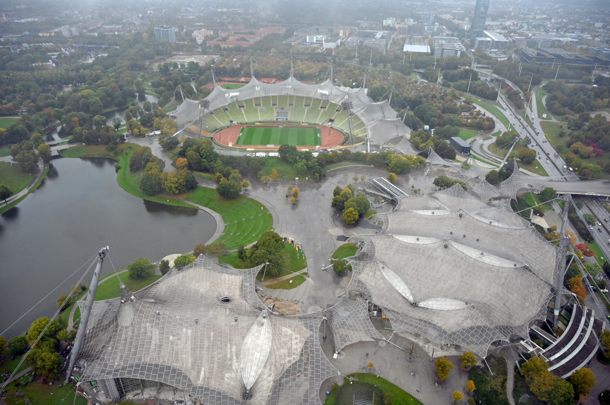 Sustainability to be focus of Munich 2022 European Championships, organisers pledge