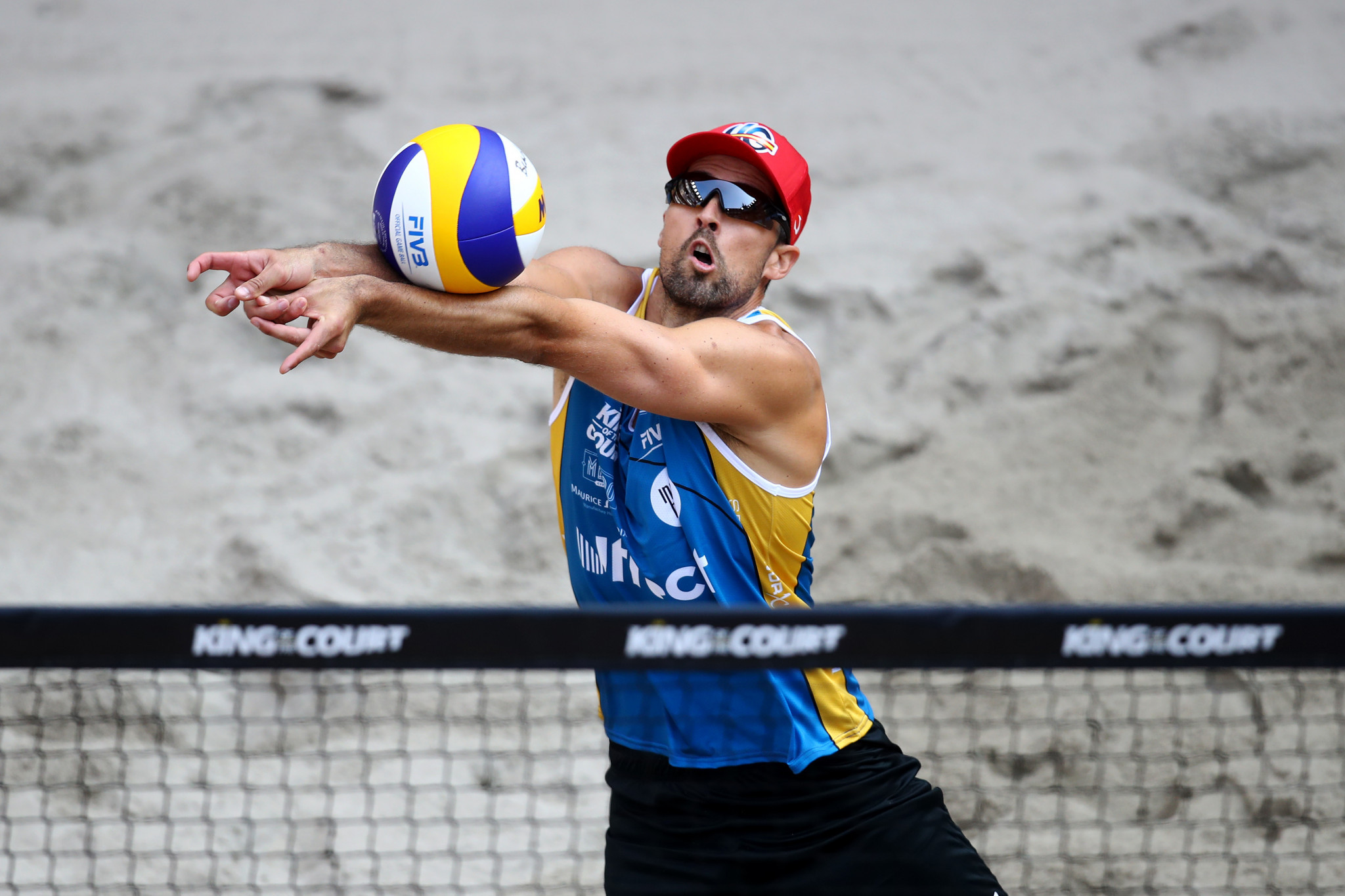 Beach volleyball is one of the four new sports set to feature at the 2022 European Championships in Munich ©Getty Images