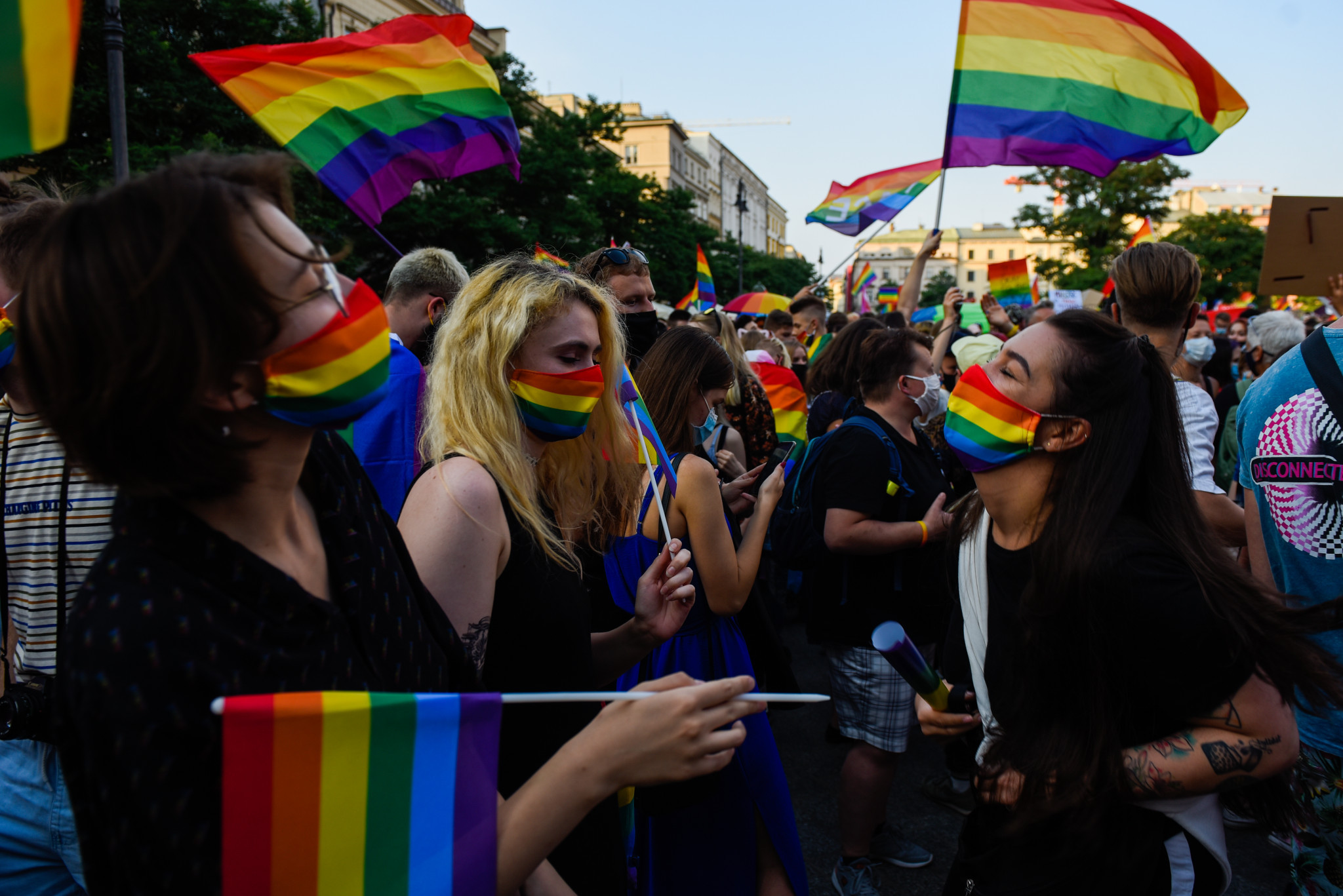 Kraków to fund Poland's first LGBT refuge hostel after criticism of 2023 European Games host's rights record