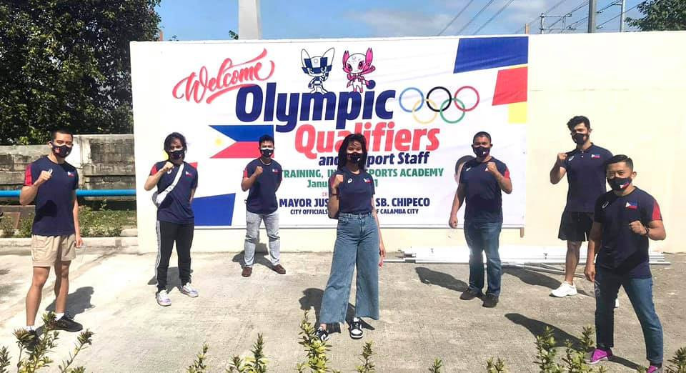 Filipino karate athletes are currently preparing for Tokyo 2020 in bubble conditions ©Karate Pilipinas Sports Federation