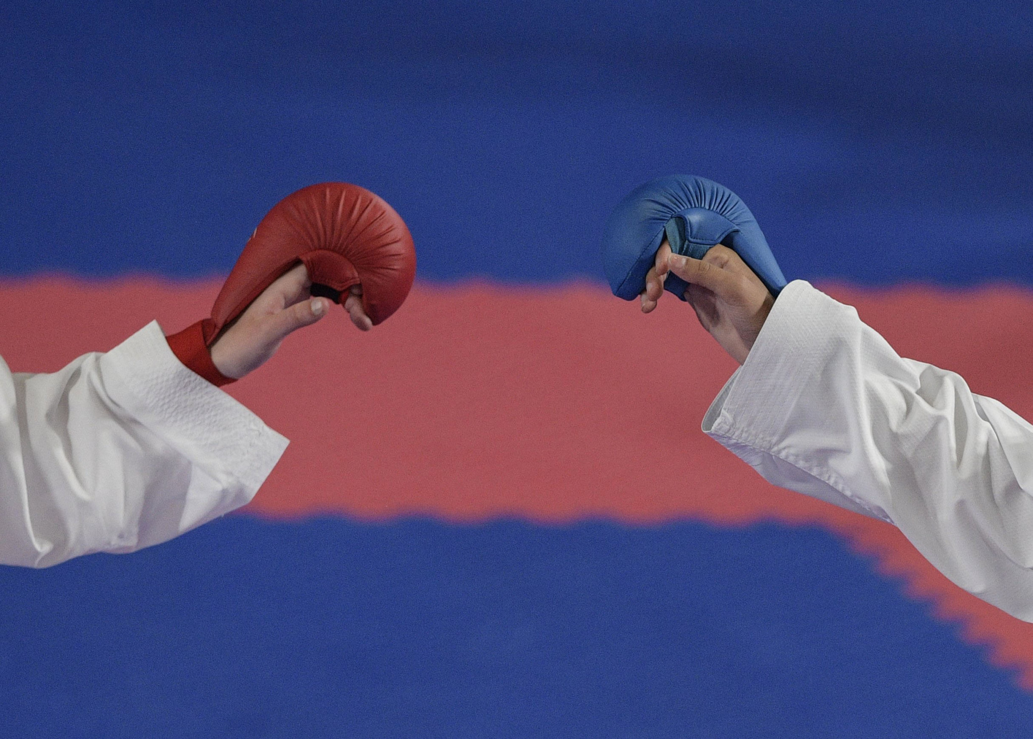 Moving the Asian Indoor and Martial Arts Games to 2022 has the backing of Richard Lim ©Getty Images
