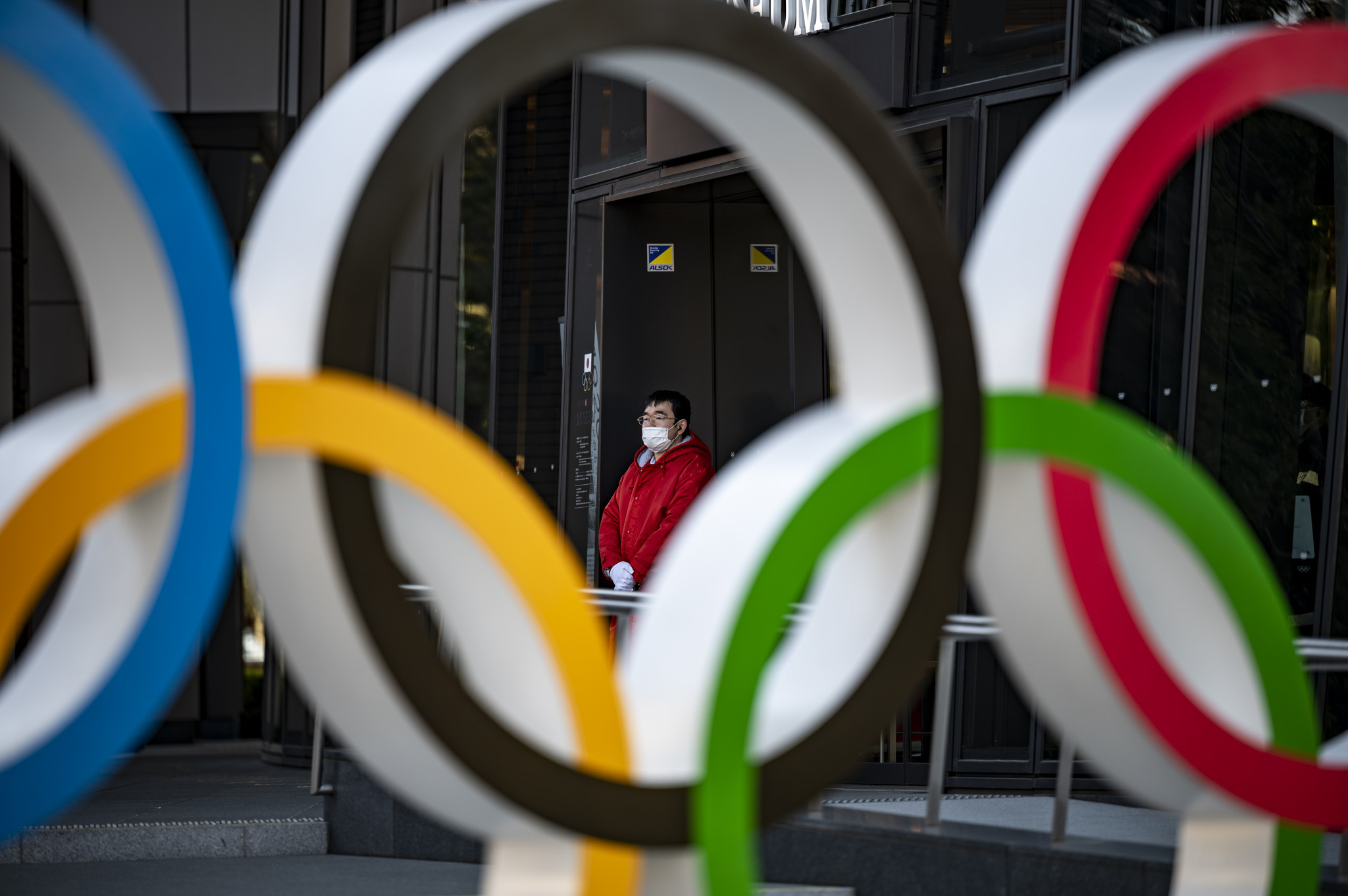 Olympic and Paralympic host city Tokyo is currently in a state of emergency as it battles the COVID-19 pandemic ©Getty Images