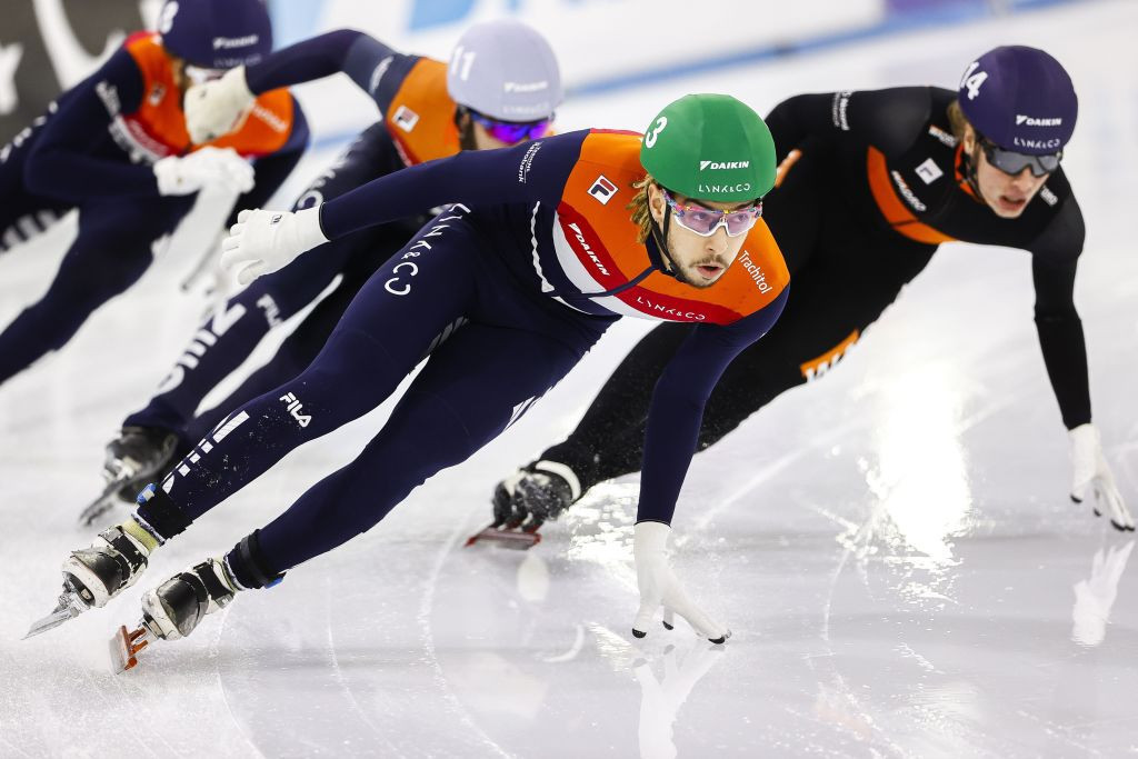 ISU short track events to return with European Championships in Gdańsk