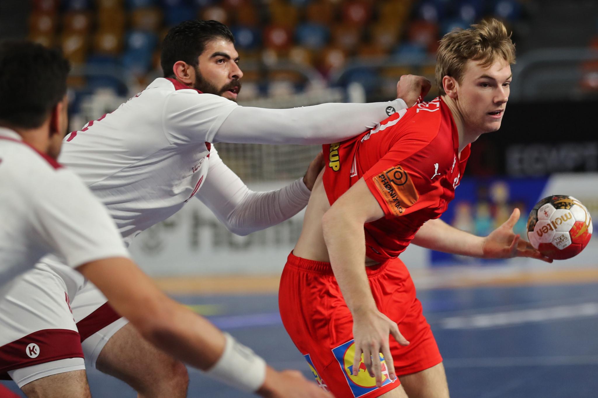 Defending champions Denmark among winners as main round of World Men's Handball Championship continues