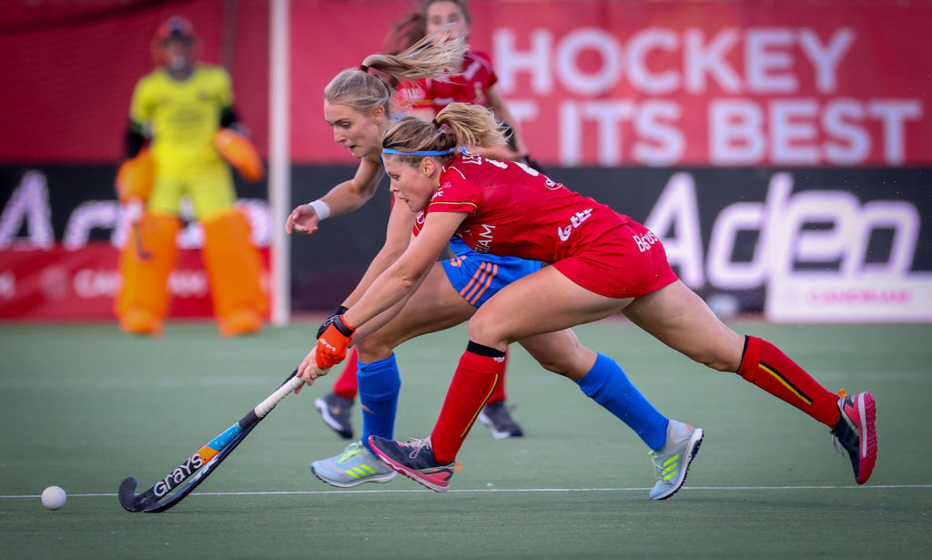 TV production costs for the Hockey Pro League were underestimated and broadcast revenue was overestimated ©Getty Images