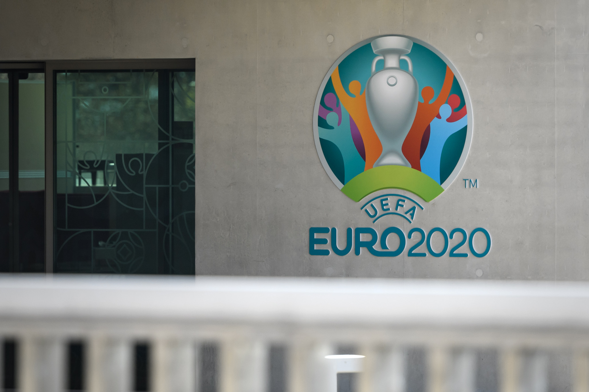 """UEFA is """"thinking about"""" staging Euro 2020 in one country ©Getty Images"""