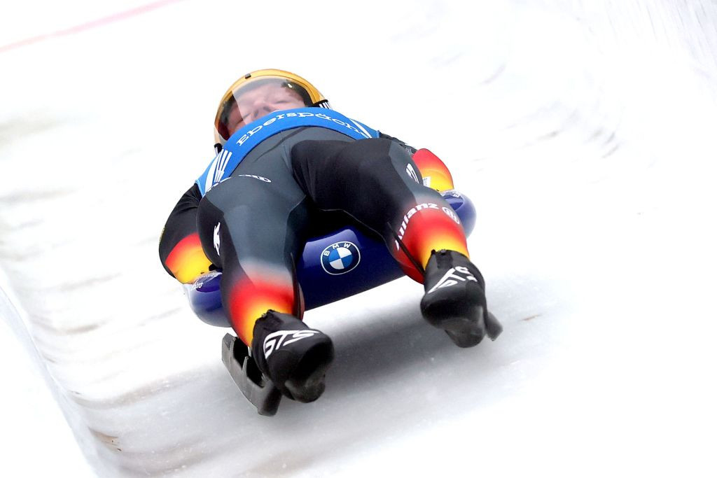 Loch set to seal overall men's Luge World Cup title in Innsbruck
