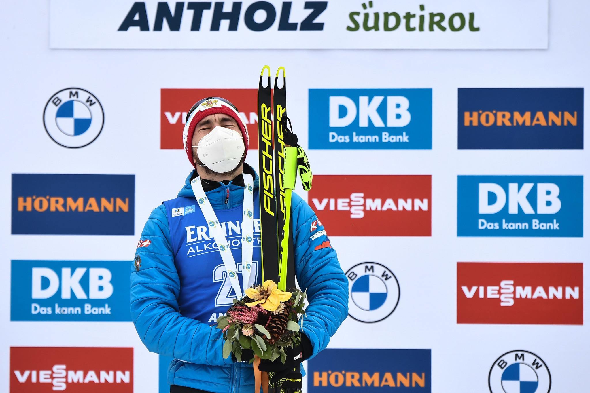 Loginov earns first victory of Biathlon World Cup season