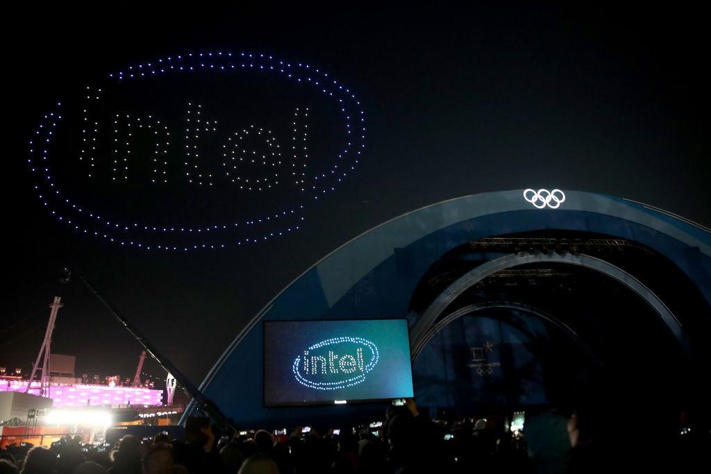 IOC sponsor Intel buoyed by strong final quarter
