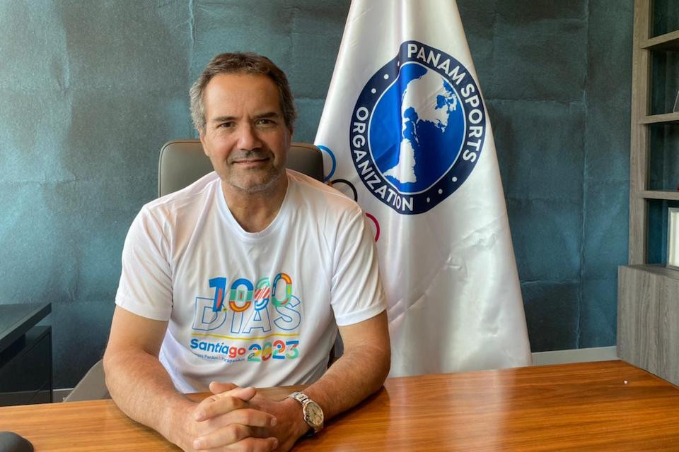 Santiago 2023 to mark 1,000 days to go with countdown event