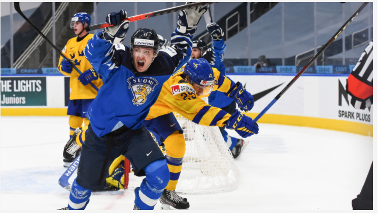 A Swedish team official was expelled from the IIHF World Junior Championship for breaking COVID-19 rules ©Getty Images