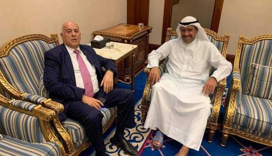 Palestine NOC President signs cooperation agreement on Kuwait visit