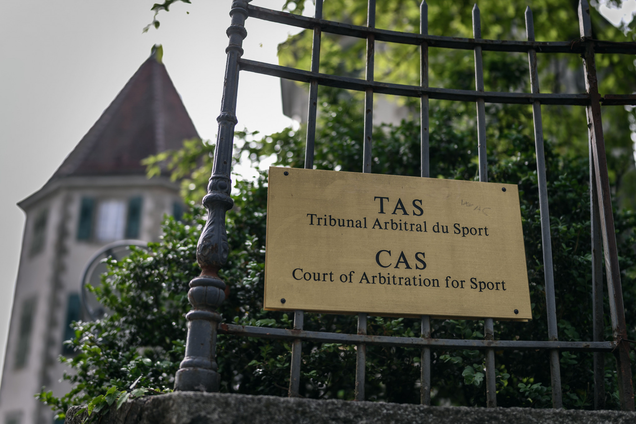 The Court of Arbitration for Sport halved RUSADA's four-year sanction last month ©Getty Images
