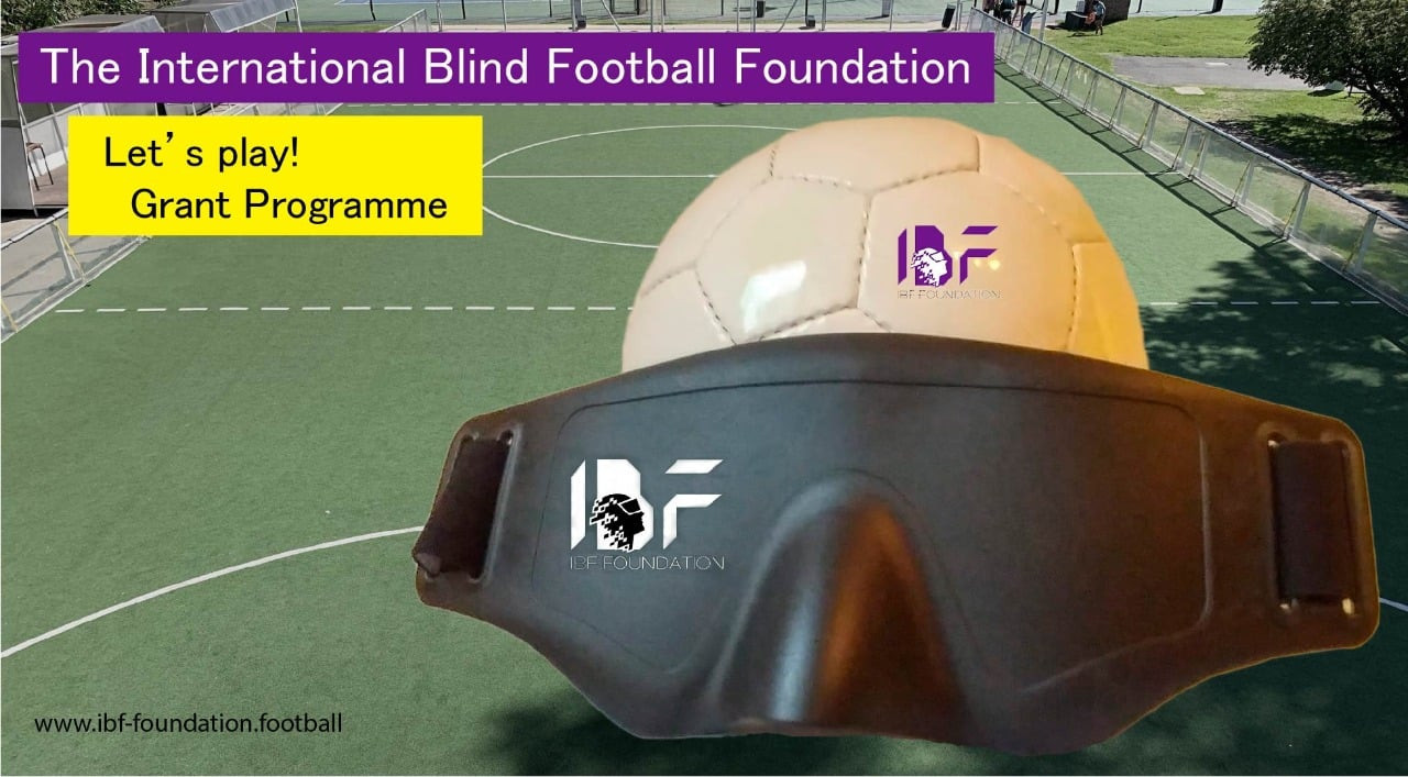 """The IBF Foundation has launched the """"Let's Play!"""" Grant Programme ©IBF Foundation"""