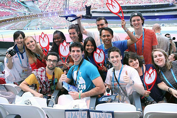 There is less than a week to go before the deadline for applications to be on the young reporters' programme at Chengdu 2021 ©FISU