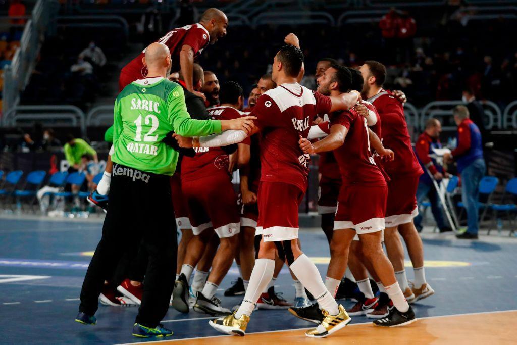Qatar beat Argentina to book quarter-final place at World Men's Handball Championship