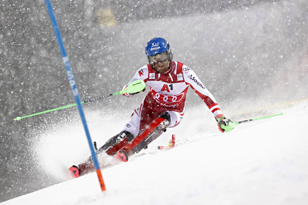 Schwarz wins slalom at Alpine Skiing World Cup in Schladming