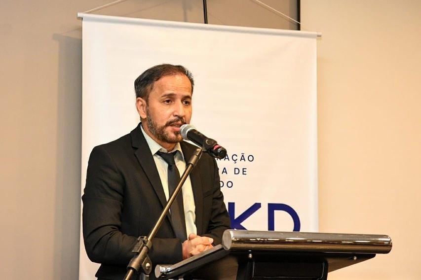 Maciel Junior re-elected Brazilian Taekwondo Confederation President