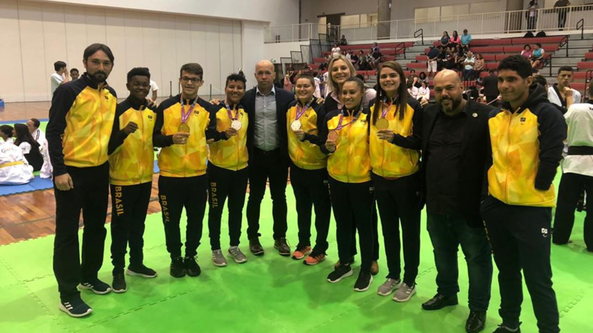 CBTKD announce qualification event for Brazilian Para-taekwondo squad