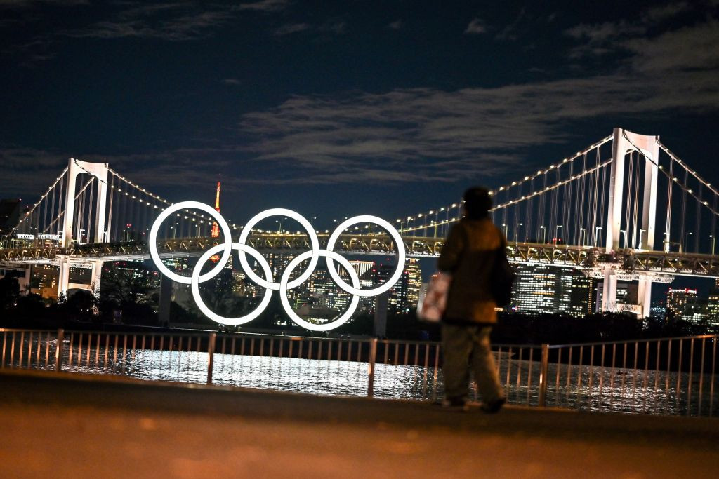 Local support for the Games appears to have waned in recent weeks, according to surveys done in Japan ©Getty Images