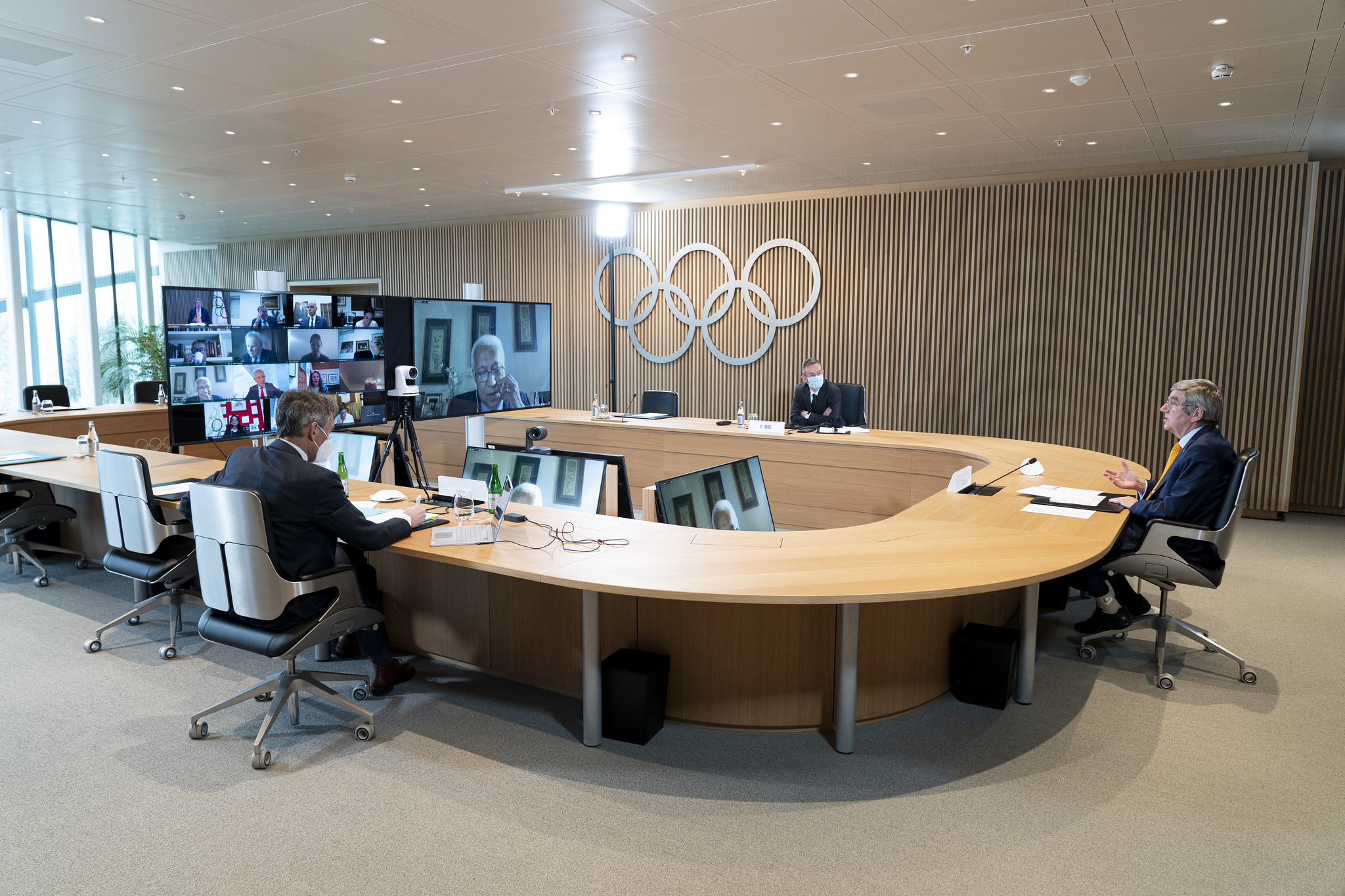 The IOC Executive Board has decided to propose Athens as the venue for the 2025 IOC Session ©IOC