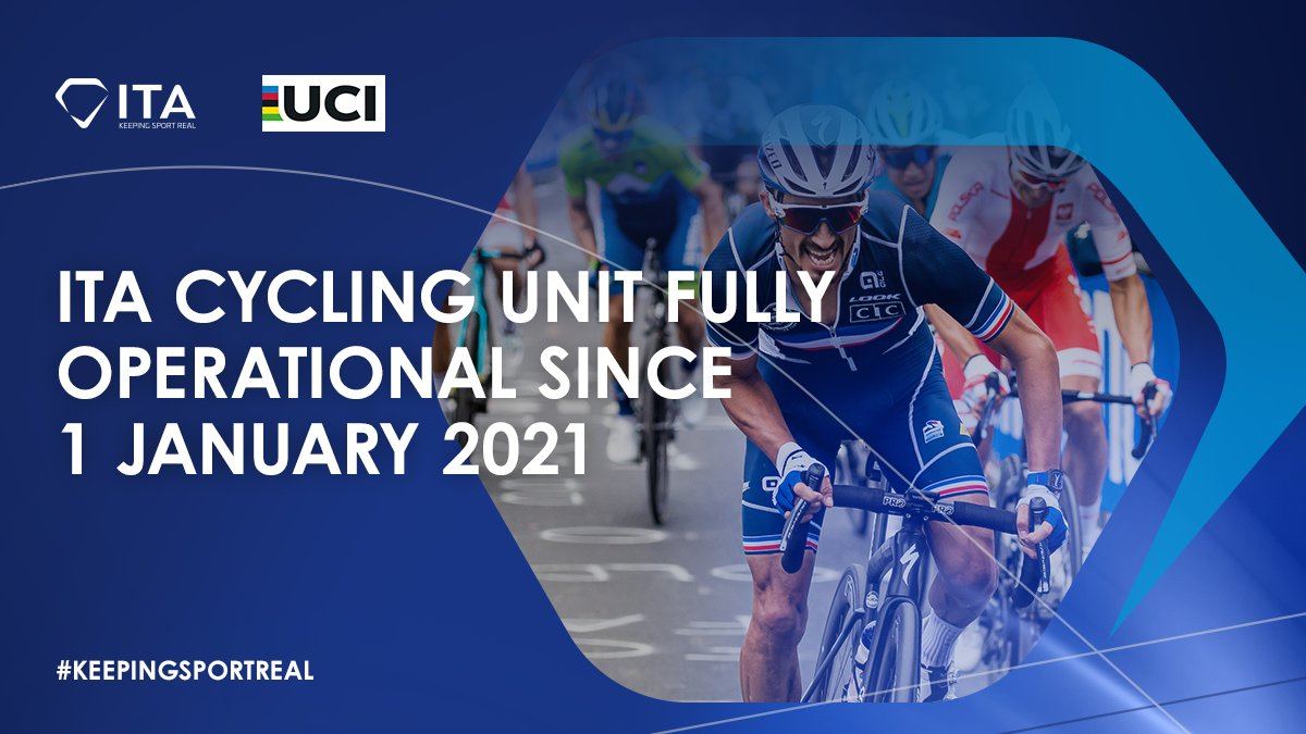 The ITA cycling unit has been operational since the start of 2021 ©ITA