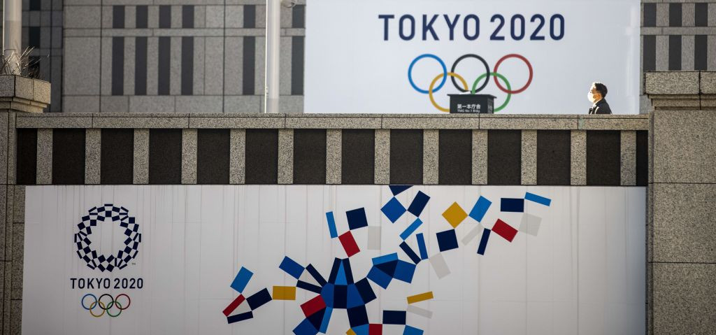 Question marks continue to linger over whether the Tokyo 2020 Olympics and Paralympics will go ahead this year ©Getty Images