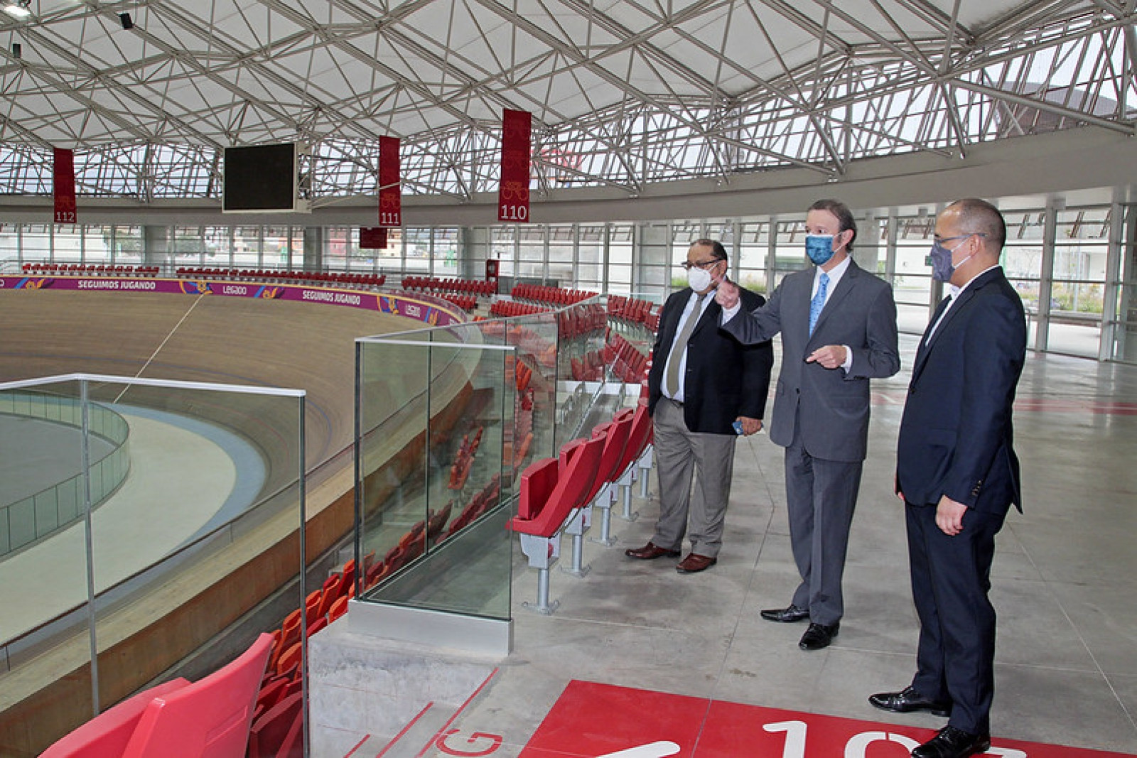 Engie awarded maintenance contract for Lima 2019 venues