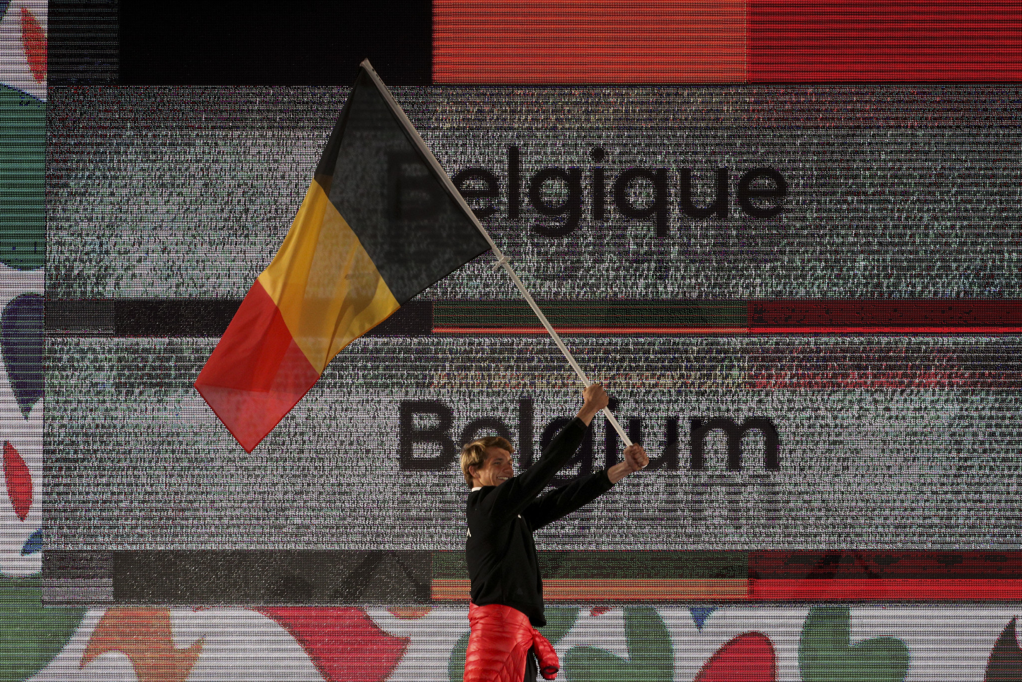 Belgian Olympic Committee asks Government for vaccinations for Olympic athletes