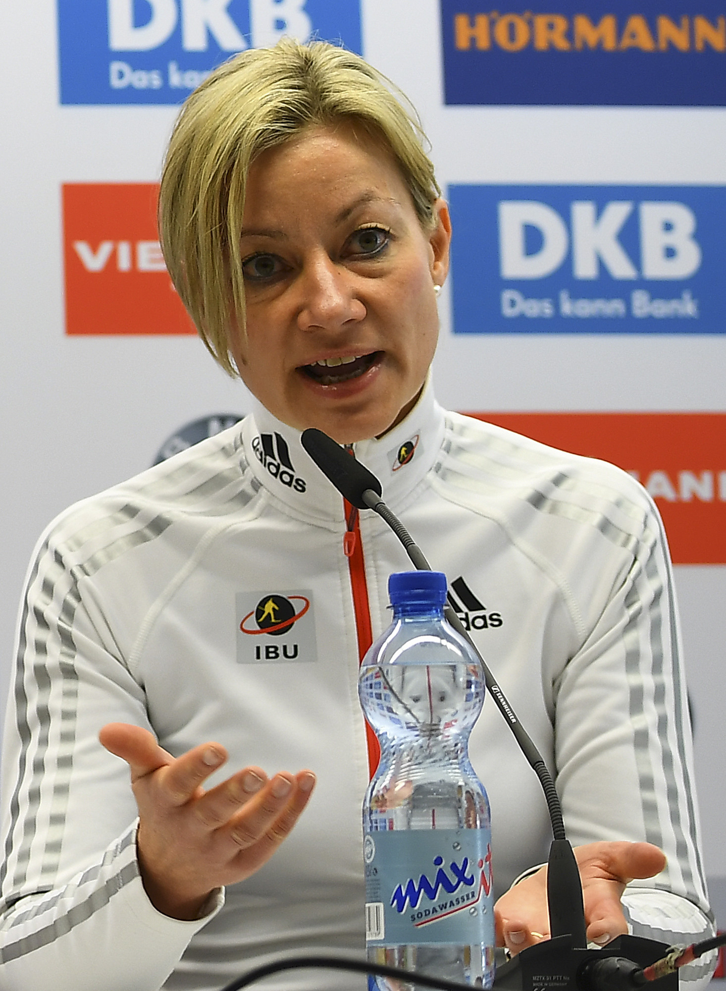 Nicole Resch was found to have breached IBU rules during her time as secretary general ©Getty Images