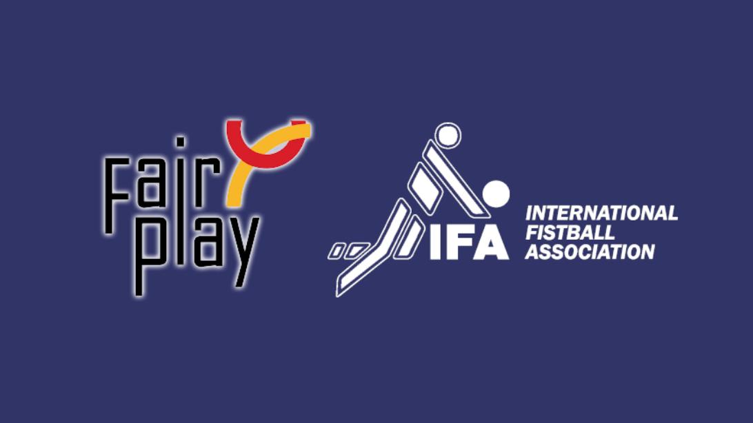 International Fistball Association accepted as International Fair Play Committee member